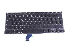 "Apple MacBook Pro a1502 2013-2014 13"" Teclado Keyboard QWERTY sp Spain español"