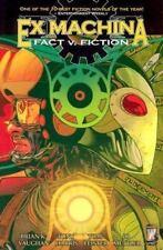 EX MACHINA: FACT V. FICTION Volume 3 TPB Brian K. Vaughan (Wildstorm)