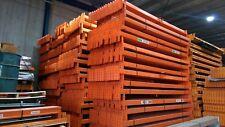 2600mm Schaefer Pallet racking Beams 85mm x 50mm 2 tonne beams - 50mm pitch