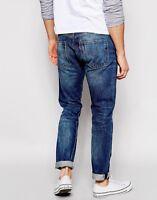 Levis Vintage LVC Blue 1966 501 XX Wide LTD ED Selvedge Jeans W30 L33 £265 New