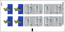 LEGO 70806 - The LEGO Movie - Castle Cavalry - STICKER SHEET