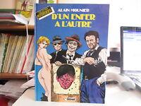 D'UN ENFER A L'AUTRE EO1983 TBE ALAIN MOUNIER COLLECTION ASTEROIDES
