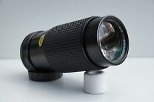 TOKINA 80-200MM 1:4.5 CAMERA ZOOM LENS FOR CANON