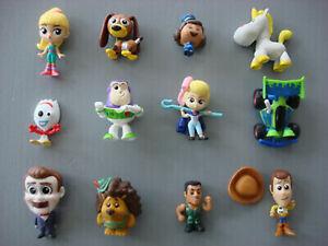Toy Story 4 Minis Series 2 Disney Blind Bags Mystery Figures Pixar NEW