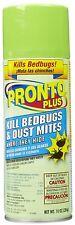 Pronto Plus Bed Bug Spray, kills bedbugs dust mites, 10-Ounce