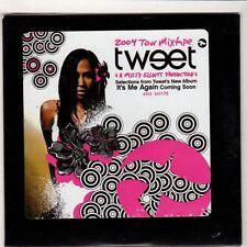 (HB730) Tweet, 2004 Tour Mixtape sampler - 2004 DJ CD