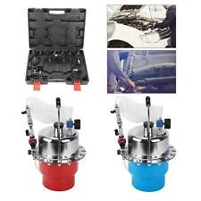 5 Liter Bremsen Entlüftungsgerät KFZ Druckluft Bremsenentlüfter Gerät Entlüften