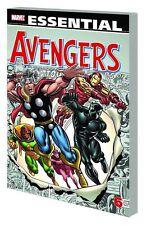 Marvel Essential Avengers Volume 6 TPB new unread