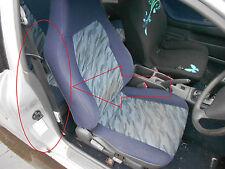 1996-2002 Mitsubishi CE Lancer 2 Door RHF Seat Belt S/N# V6948 BJ1483