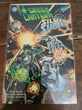 The Green Lantern / Silver Surfur: Unholy Alliances - DC Comics