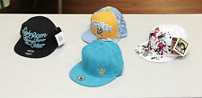 NEW WHOLESALE LOT NO NAME BRAND MEN/UNISEX HAT SIZE 7 1/4 HAVE SOME DAMAGE : F-6