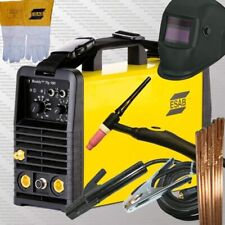 ESAB BUDDY TIG 160 WELDER BUNDLE DEAL 220v