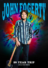 John Fogerty 50 Year Trip Live at Red Rocks Fifty Region 4 DVD