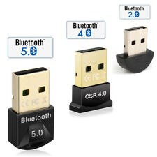 Low Latency & Long Range Wireless Bluetooth 5.0 / 4.0 Usb Dongle Adapter for PC