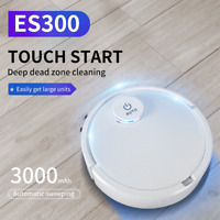 Smart Robot Vacuum Cleaner Lazy Cleaning Machine Rechargeable Vacuum Cleaner