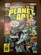 ADVENTURES ON THE PLANET OF THE APES #6 Marvel (1976) HIGH GRADE BRONZE AGE!!
