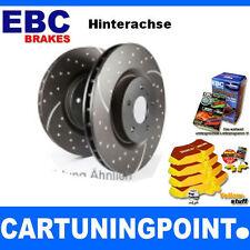 EBC B08 Bremsen Kit HA Beläge Scheiben für Mits 3000 GT Z16A DP41098R GD887