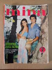 MINA Fotoromanzo n°277 1985  [D31]