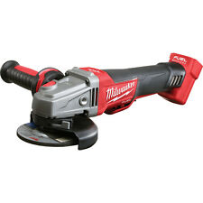 "Milwaukee 2783-20 M18 FUEL Cordless 4-1/2"" / 5"" Braking Grinder Bare Tool"