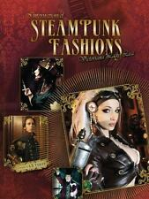 INTERNATIONAL STEAMPUNK FASHIONS - GRIFFITHS, LISA - NEW HARDCOVER BOOK