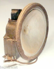 "vintage* PHILCO 95  RADIO:  WORKING good sounding 10 & 1/2"" FIELD COIL G SPEAKER"