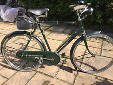 """Vintage 1956 Raleigh Superbe Sports Gents 23"""" Bicycle Bike VGC & Ready To Ride!"""