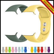 Correa para Apple Watch Series 1 2 3 4 5 colores pulsera correa silicona 42-44mm