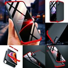 Handy Schutz Hülle Full Cover *360° Grad Case für iPhone Galaxy Huawei Xiaomi