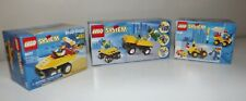 Vintage Lot of 3 New/Sealed 1990's Mini Lego System Sets 6325/6437/6439