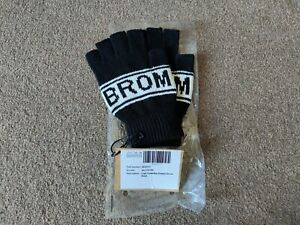 Brompton Logo Collection Knitted Gloves