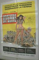 Filmplakat,GRIATURAS OLVIDADAS DEL MUNDO,Sex vor sechs Millionen JULIE EGE #64
