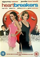Heartbreakers (DVD, 2007) Like New