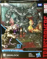 Transformers Takara Studio Series : Leader Class Dinobot GRIMLOCK