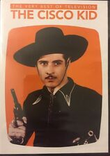 The Very Best of TV: The Cisco Kid (DVD,2010) 12 Color Episodes BRAND NEW SEALED