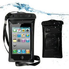 Waterproof bag pouch case cover for Apple iPhone 6/ 4 /5  Samsung Galaxy  S2 S3