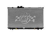 Radiator-1 Row Plastic Tank Aluminum Core CSF 2805 fits 01-05 Lexus IS300