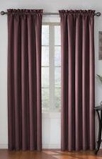 "Eclipse Corinne Curtain - Plum - 42""x63"" - One panel"