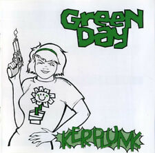 CD  Green Day Kerplunk! Lookout! Records lookout 6517-2 ue 1997