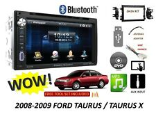 2008-2009 Ford Taurus / Taurus X Bluetooth touchscreen DVD USB CAR RADIO STEREO