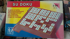 SU DOKU GAME BRAND NEW FOR AGE 3+ BOX IS A BIT WORN BUT INSIDES NOT BEEN USED