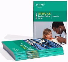 USMLE Step 2 CK Lecture Notes 2016 (Kaplan Test Prep) by Kaplan (Paperback)