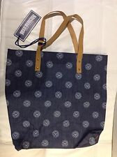 TRUE RELIGION BRAND JEAN DENIM TOTE BAG STYLE : YBUTTONBAG OS NWT $79 RETAIL