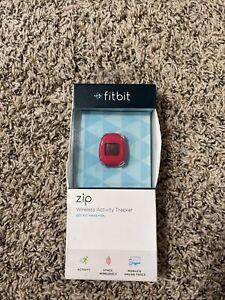 Fitbit Zip Wireless Activity Tracker - Magenta