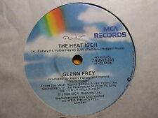 "Glenn Frey (EAGLES) ""The Heat Is On"" Classic Oz 7"""
