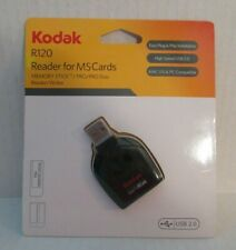 Kodak R120 Reader Writer for MS Cards USB 2.0 MAC OS & PC Compatible Memory Stic