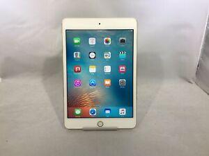 Apple iPad Mini 4 64GB Gold WiFi Excellent Condition