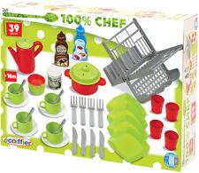 Schön Ecoiffier 39 Teiliges Puppengeschirr U0026 Küchenzubehör Geschirr Spielküche  Kinder