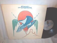 EAGLES-ON THE BORDER-ASYLUM 7E-1004 NO BARCODES VG+/VG+ LP