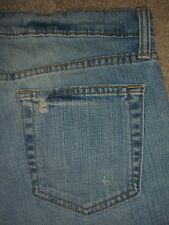GAP Long & Lean Stretch Denim Jeans Womens Size 6 Ankle x 29.5