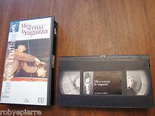 VHS Video Cassetta Mica scema la ragazza Francois Truffaut Bim Tutto Truffaut